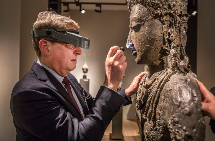 """""""New Adventures in Old Masters: How Art Historical Detective Work Gives Dealers at TEFAF an Edge"""""""