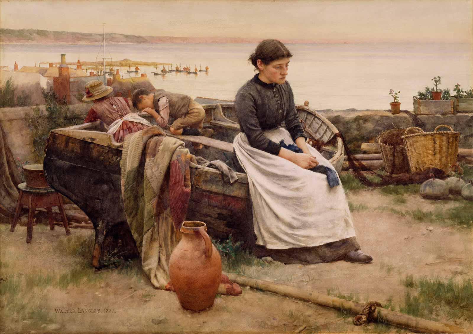"""Forgotten Feminisms: An Appeal Against 'Domestic Despotism'"""