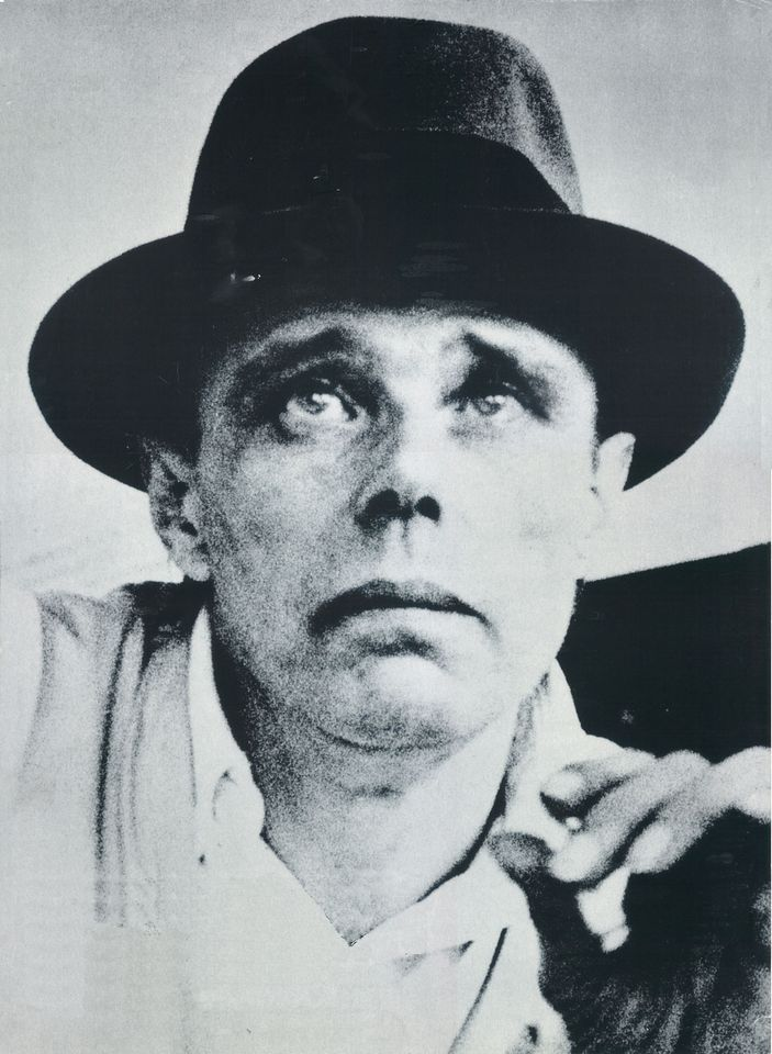 """""""Podcast episode 27: the enduring appeal of enigmatic Beuys. Plus, lost masterpieces reborn (PODCAST)"""""""