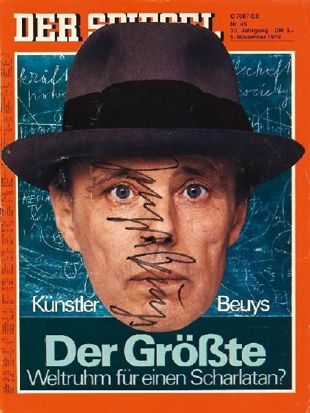 """""""Joseph Beuys Built His Legacy on Anti-Capitalist Work. It's Now Worth More Than $20 Million"""""""