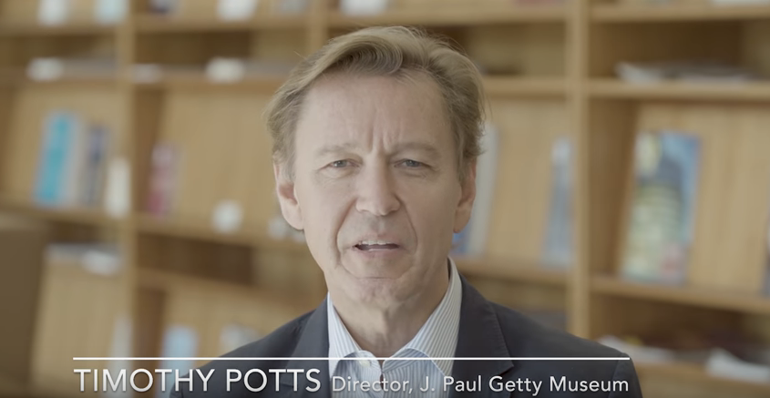 A New Vision for Ancient Art at the Getty Villa (VIDEO)