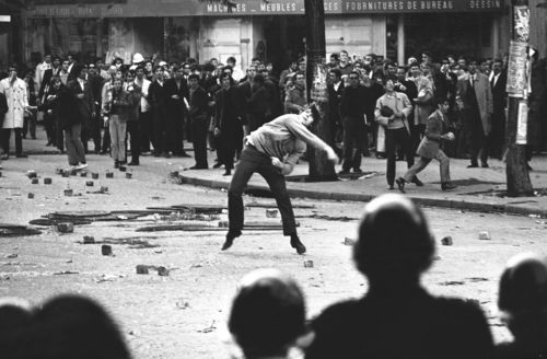 """""""How May 1968 in Paris Changed the Way We View Protests"""""""