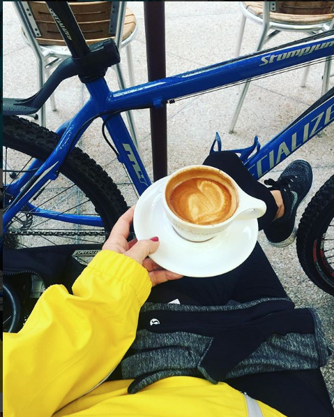 Unplugging, delegating, and outsourcing gave me more time to enjoy bike riding and latte drinking. But seriously, calculate what your time is worth and make some decisions to claw back precious hours in your week.