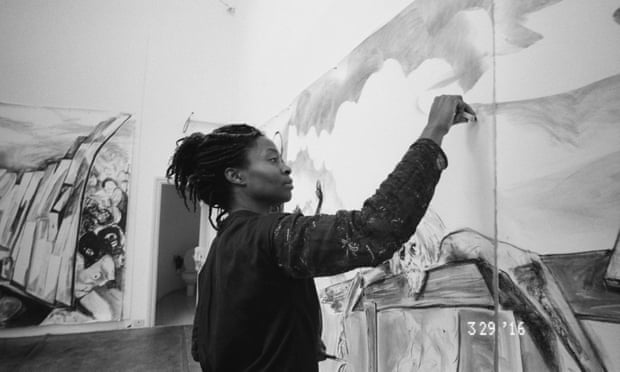 Kara Walker chosen for Tate Modern's Turbine Hall showcase