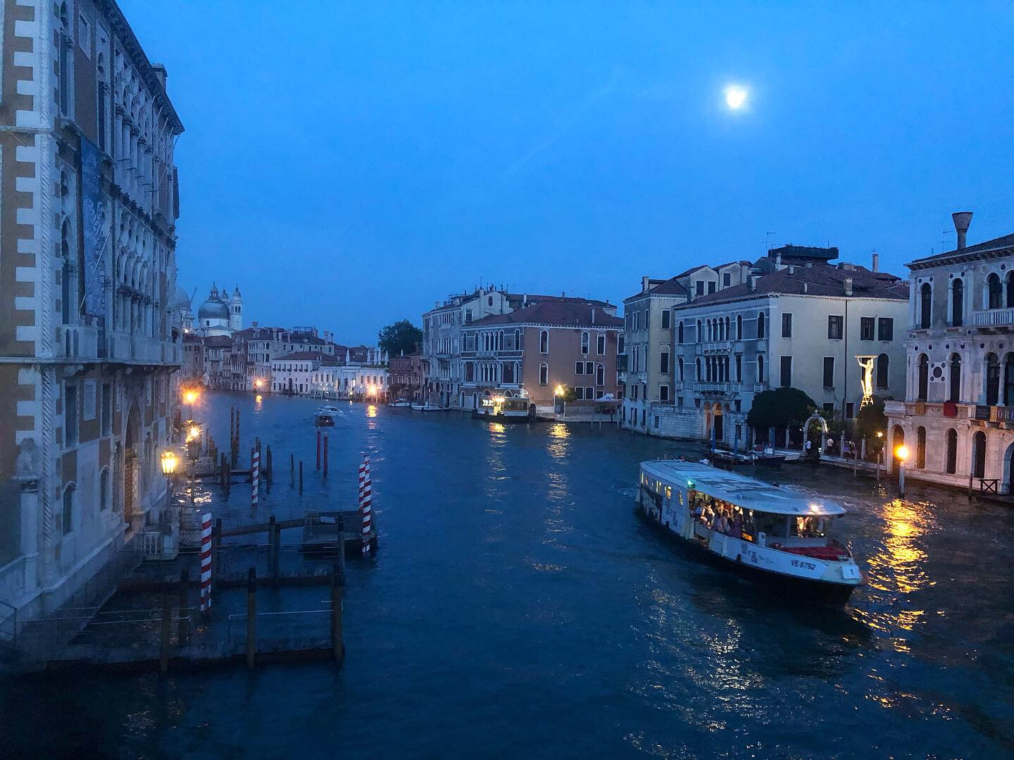 Venice, the magical city, that Leah argues must truly be experienced to be understood.