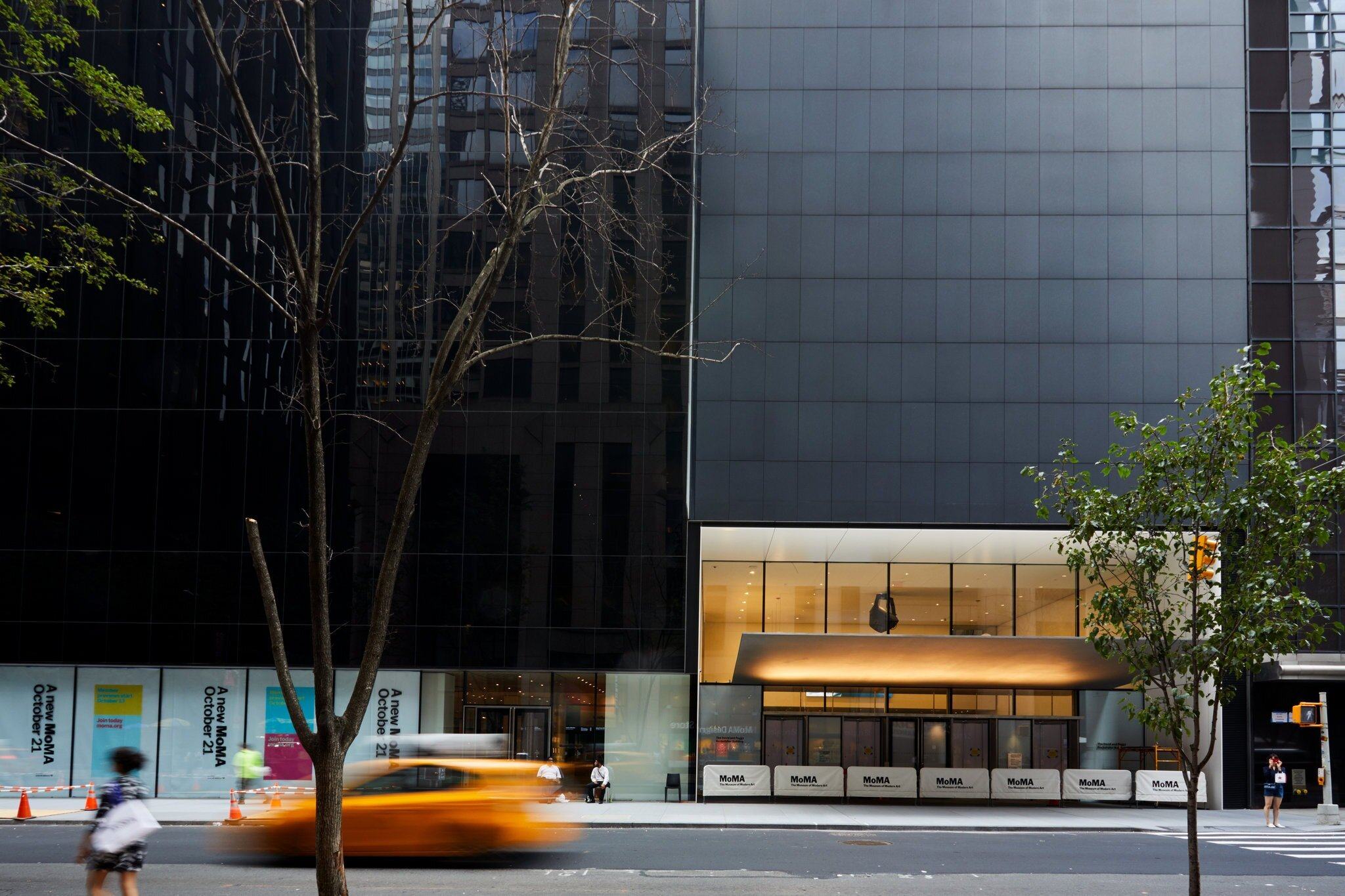 """""""With a $450 Million Expansion, MoMA Is Bigger. Is That Better?"""""""