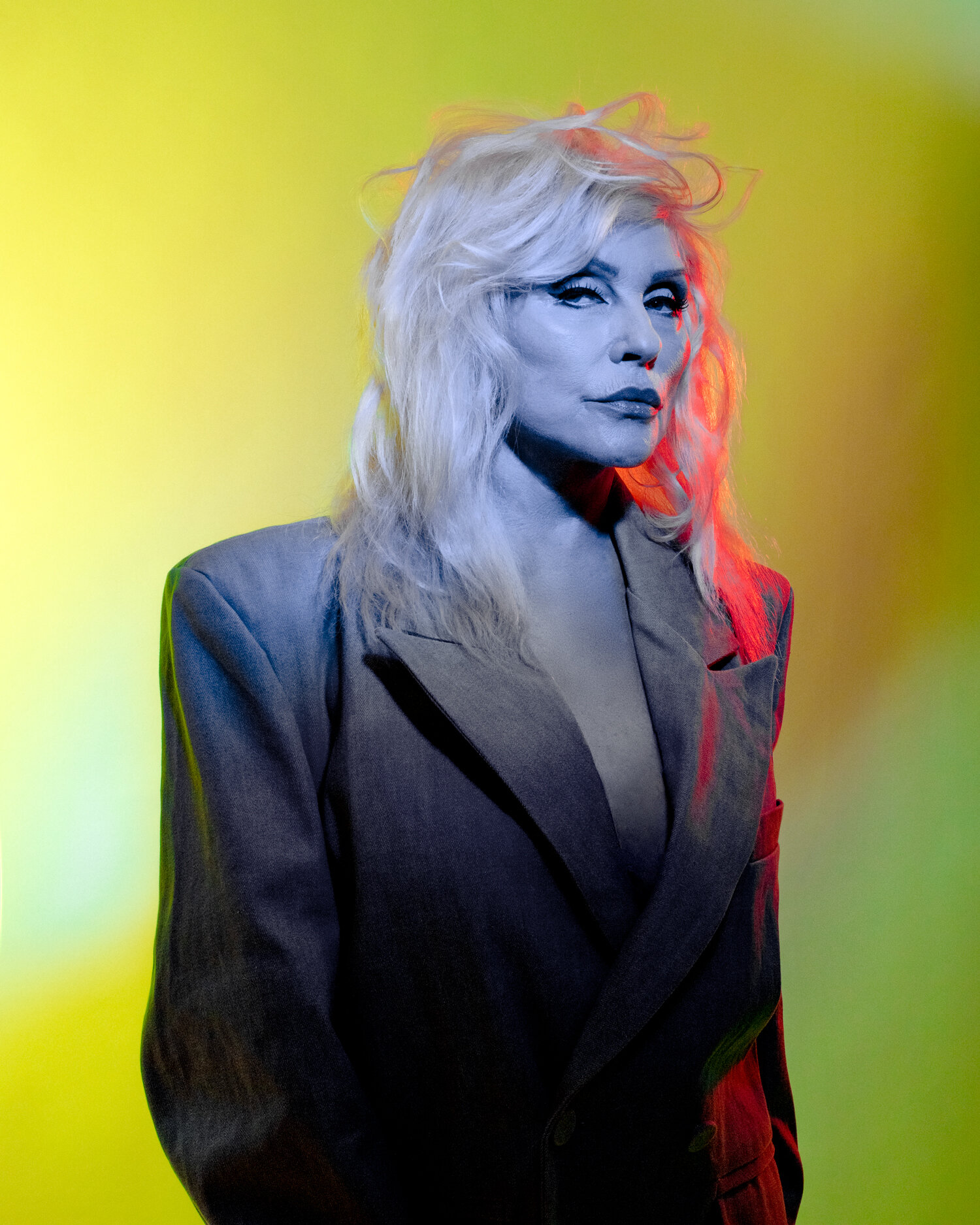 """""""Debbie Harry and Cindy Sherman Compare Notes on Sex, Sexism, and Success"""""""