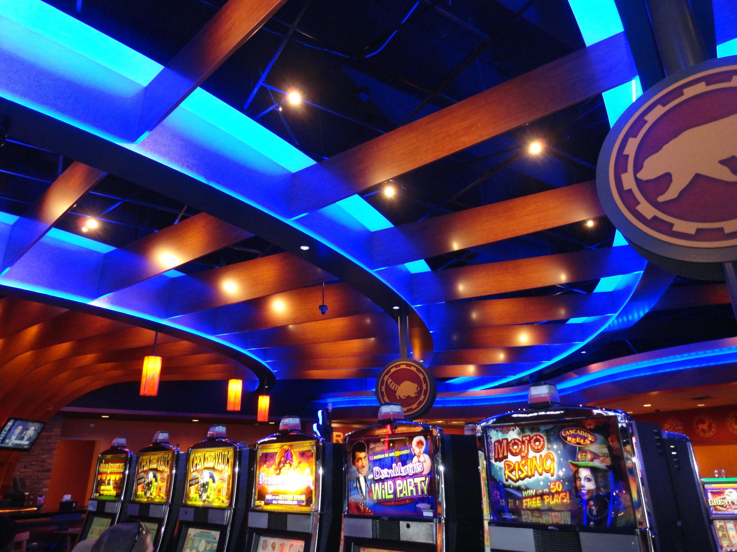Muskogee Casino Bar