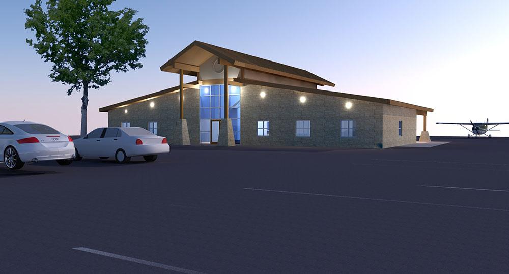 Grove Municipal Airport