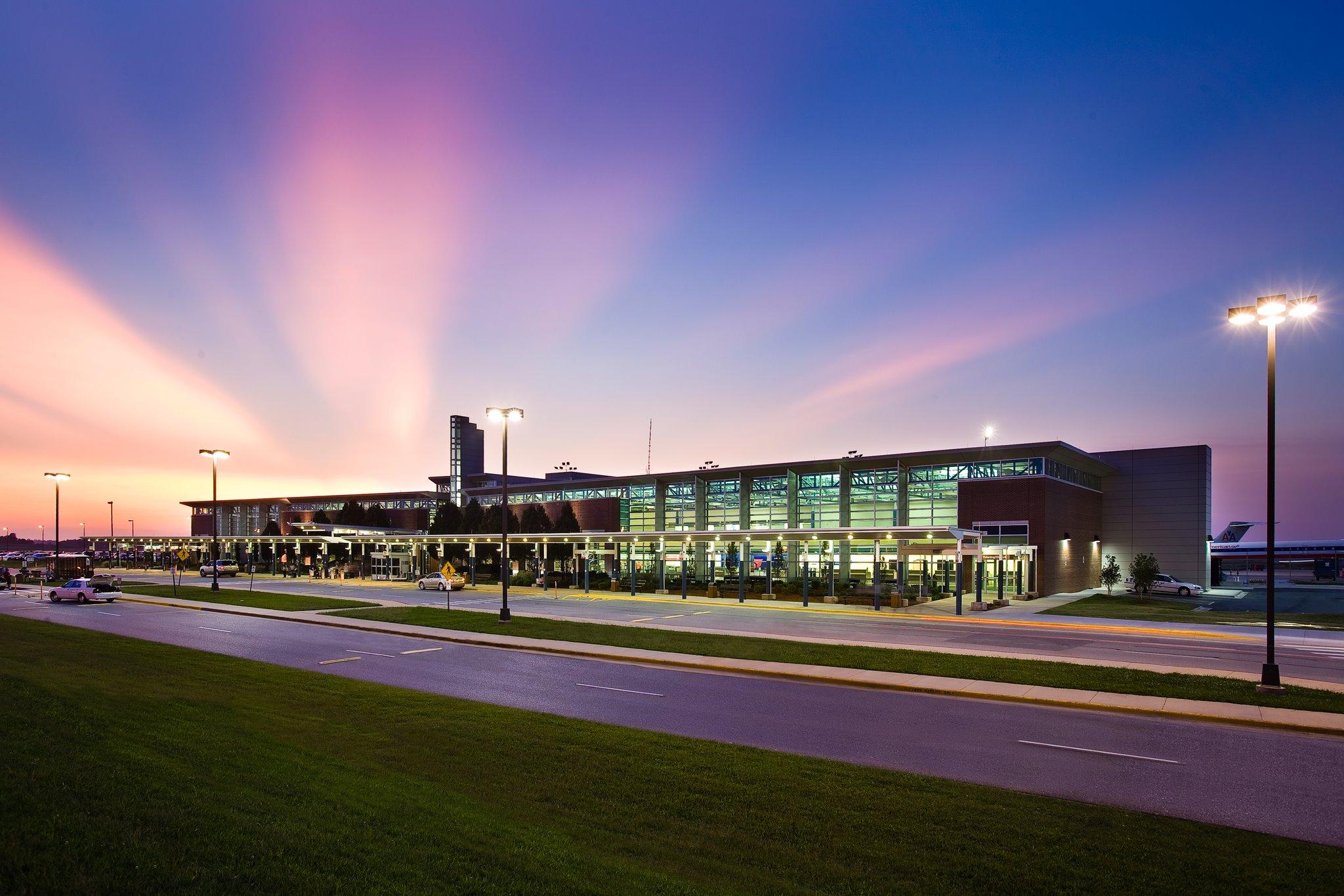 Northwest Arkansas Regional Airport XNA Renovations