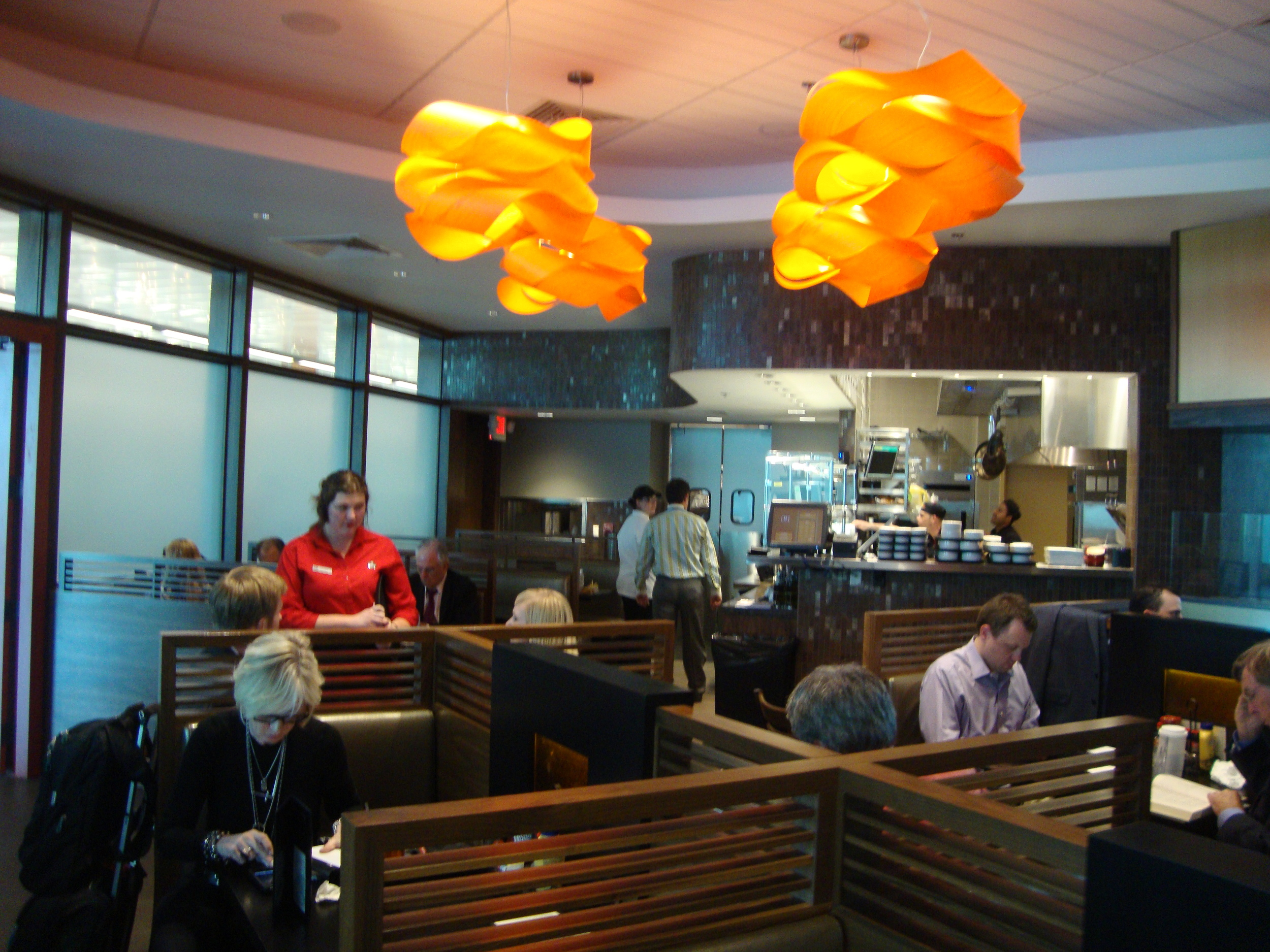 The Grill at XNA
