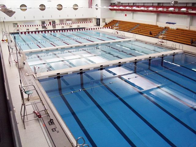 UA HPER Swim/Dive Addition