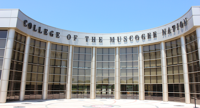 Muscogee Creek Nation College Library