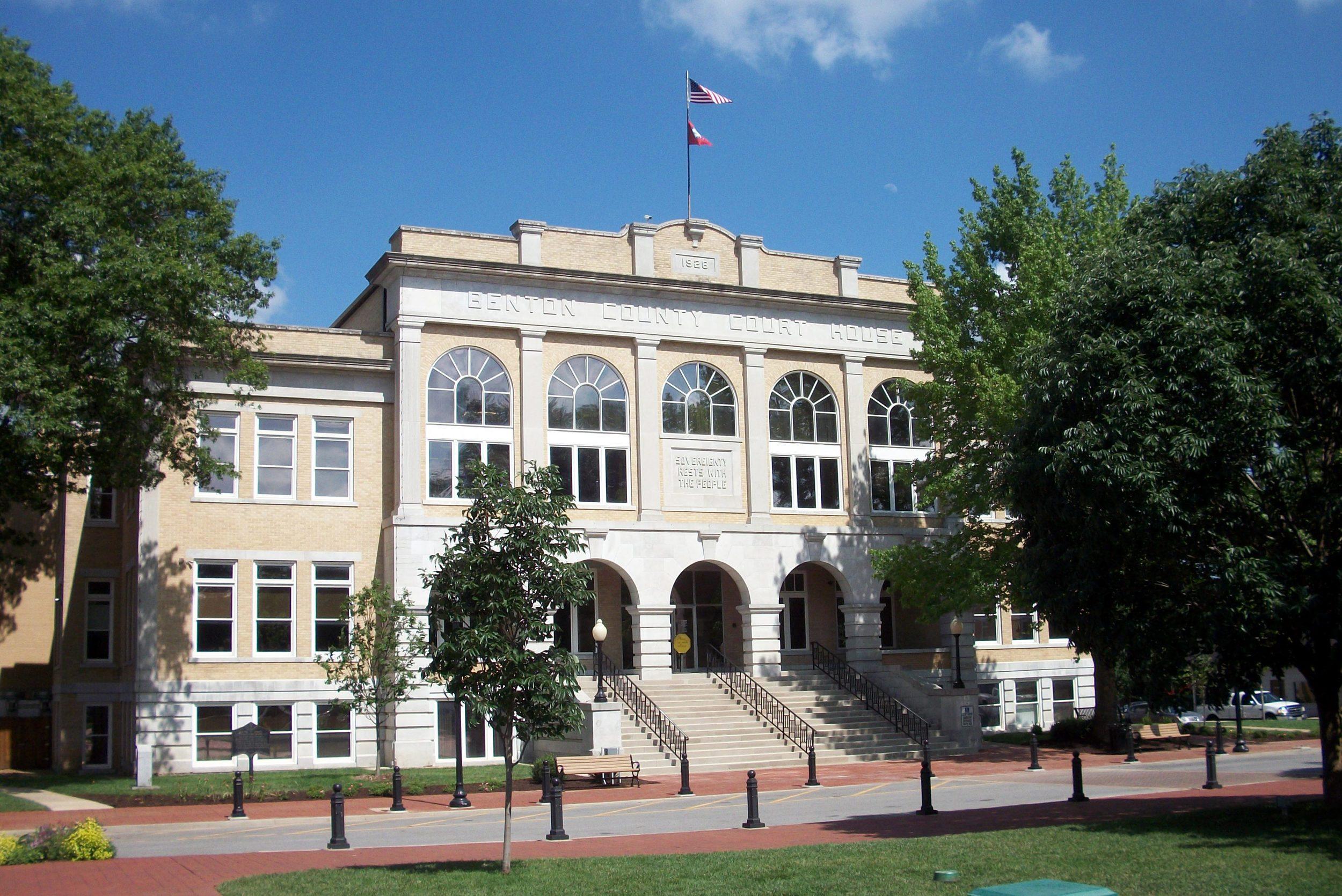 Benton County Courthouse Renovation