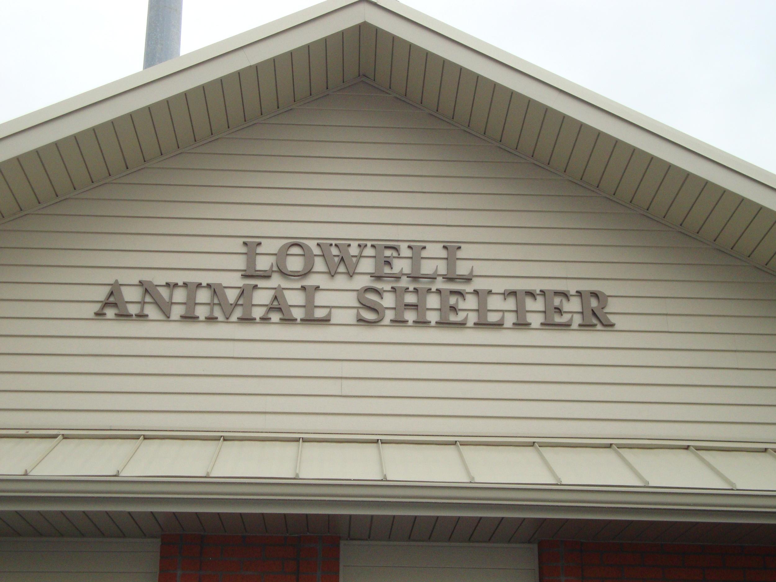Lowell Animal Shelter