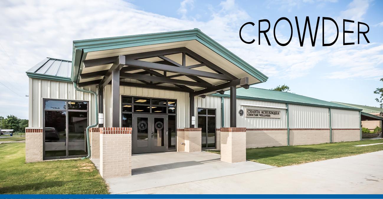Crowder Wellness Center