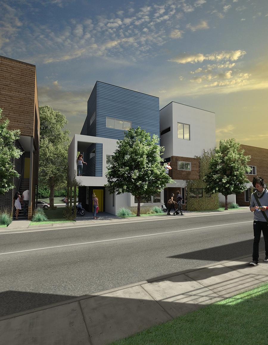 Beechwood Student Housing