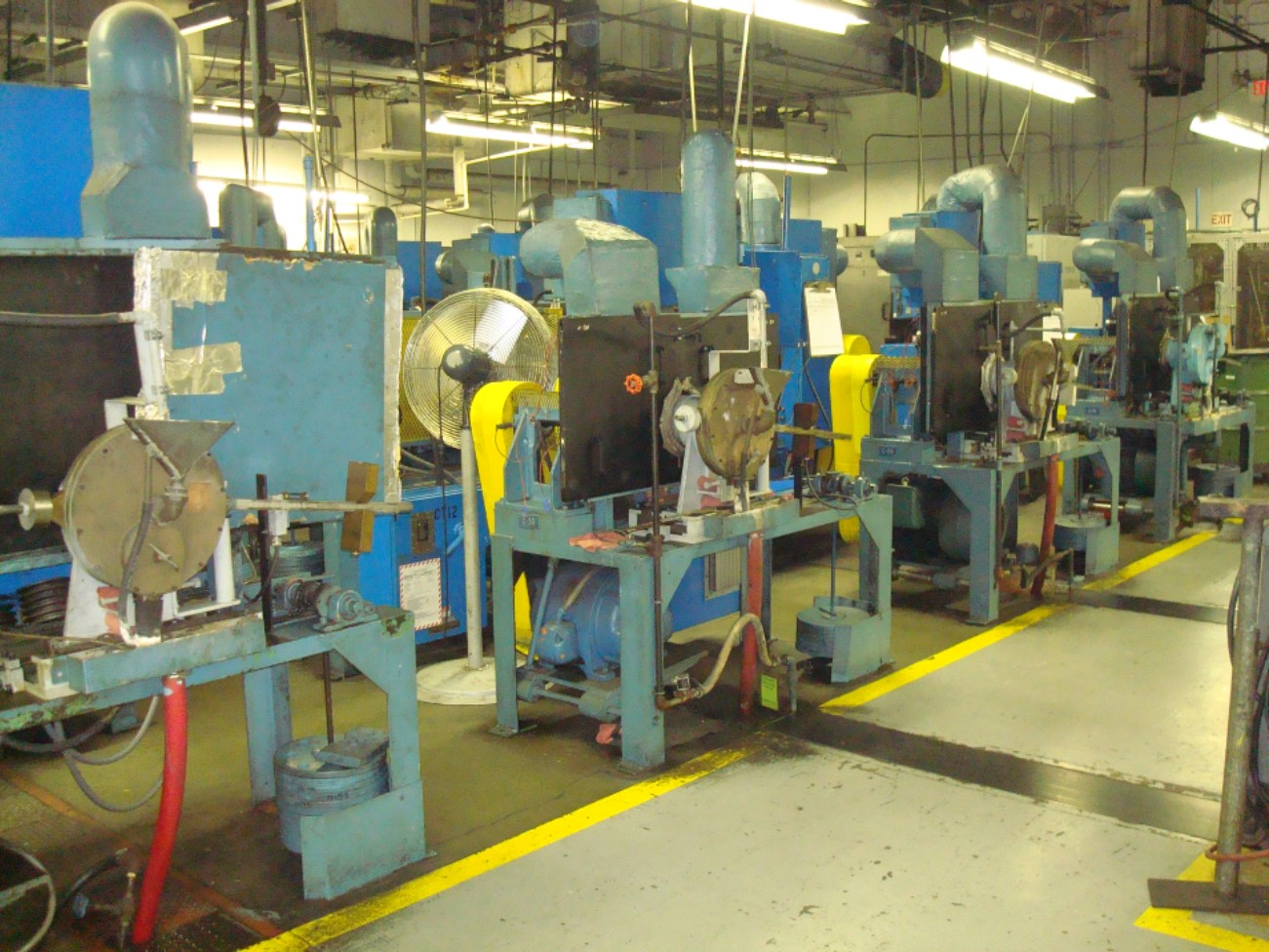 Dayco Belt Testing Facility