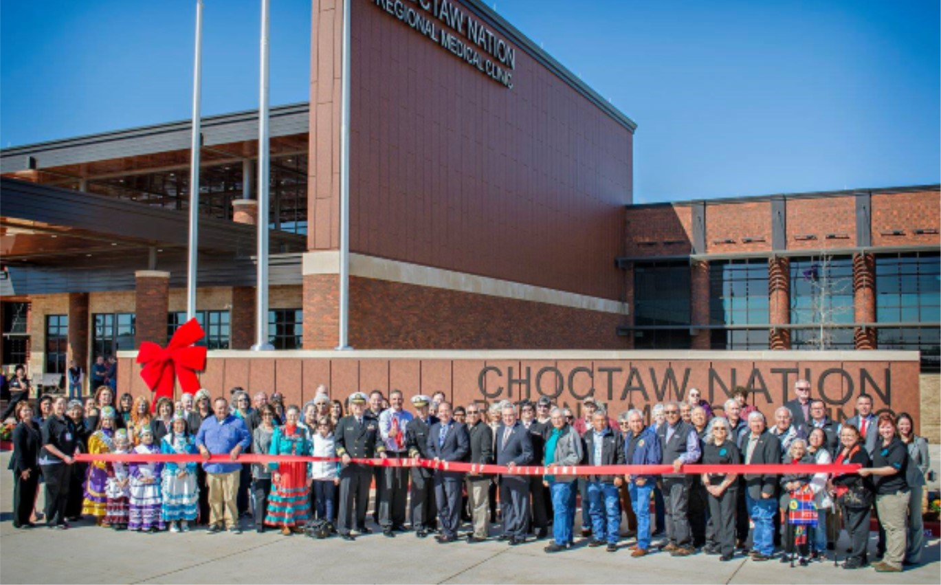 Choctaw Nation Health Center - Durant, OK