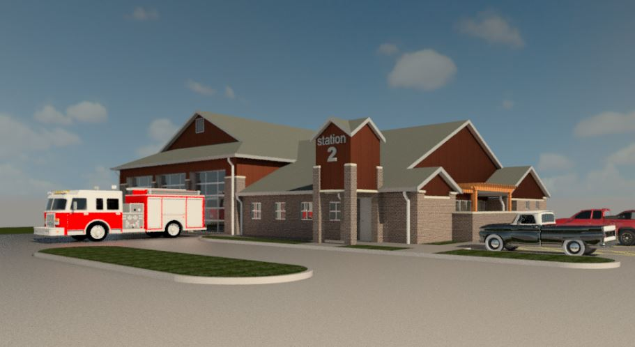 Shawnee Fire Station 2