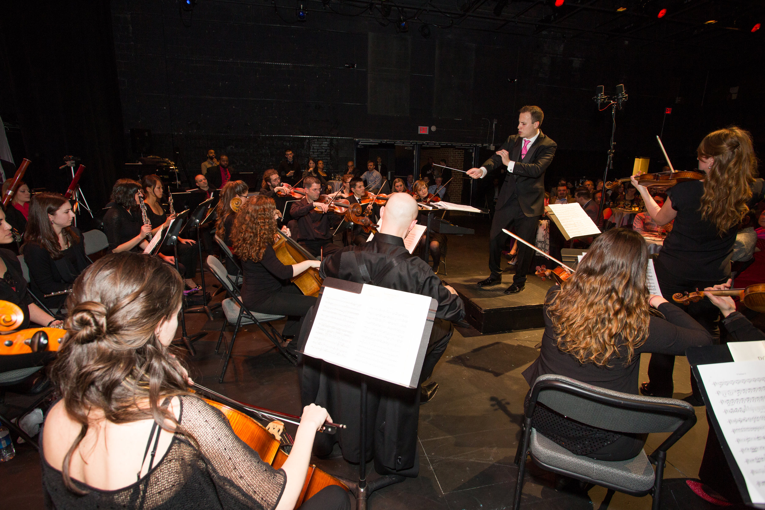 Gourmet Symphony Orchestra