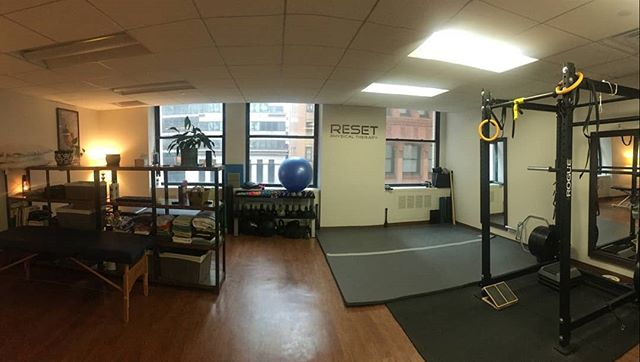 Are you a medical professional or personal trainer who needs space to grow your practice?  RESET PT has hours available for rent. Shoot me a DM if you are interested. Great opportunity for practitioners who want to start their own business.