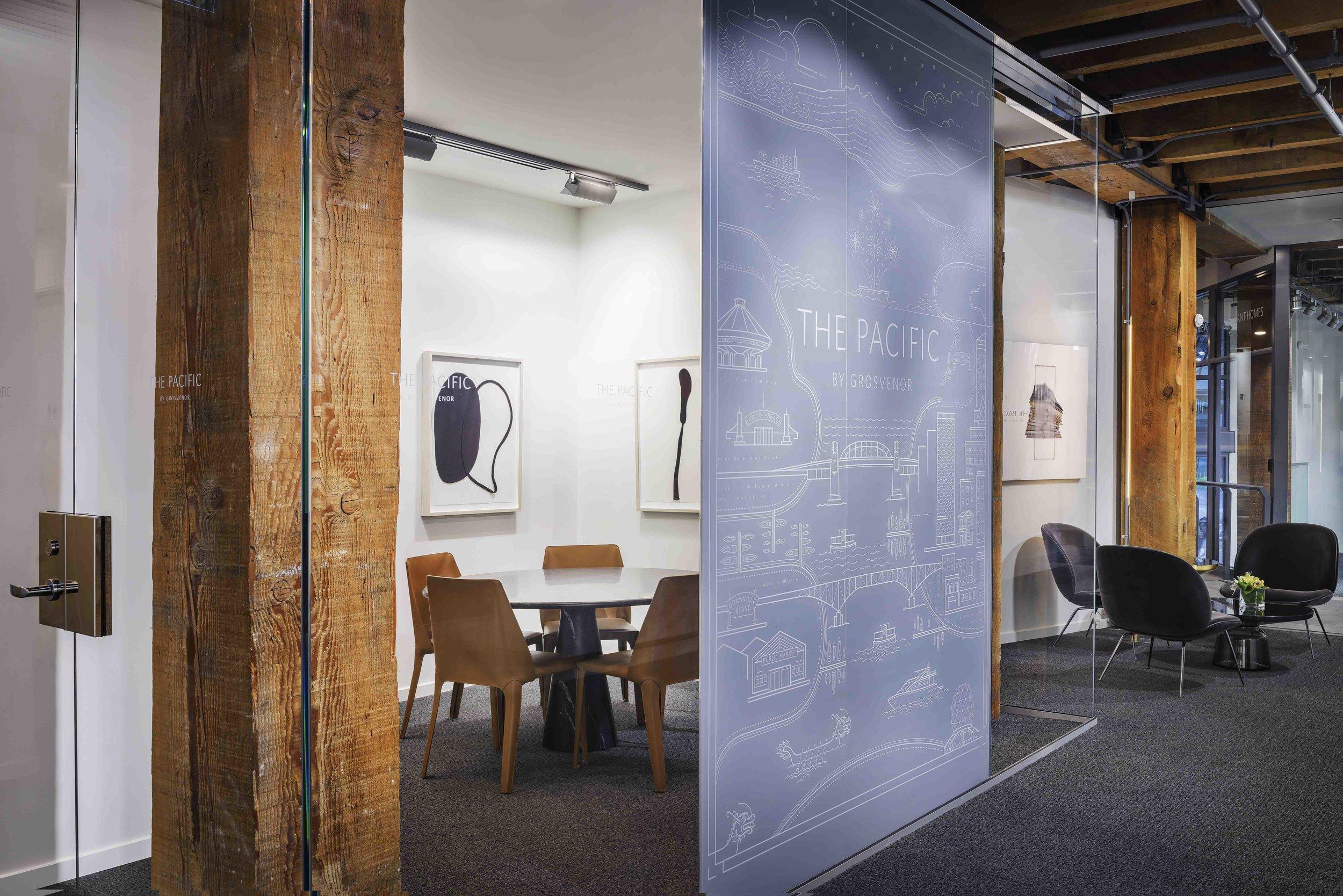 the pacific presentation centre -
