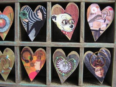 Art From the Heart -Jill S. Cohen