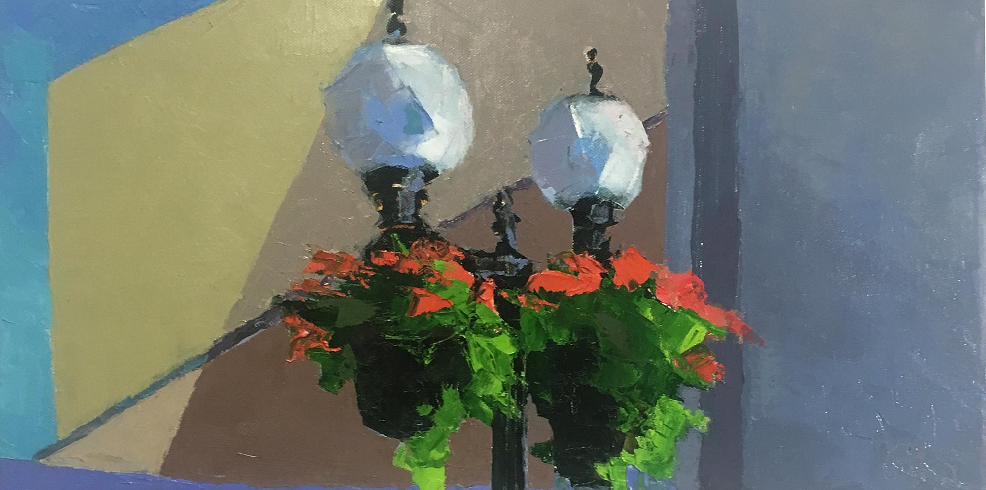 Carol Schweigert  ,  @carolschweigert.painter , Substation