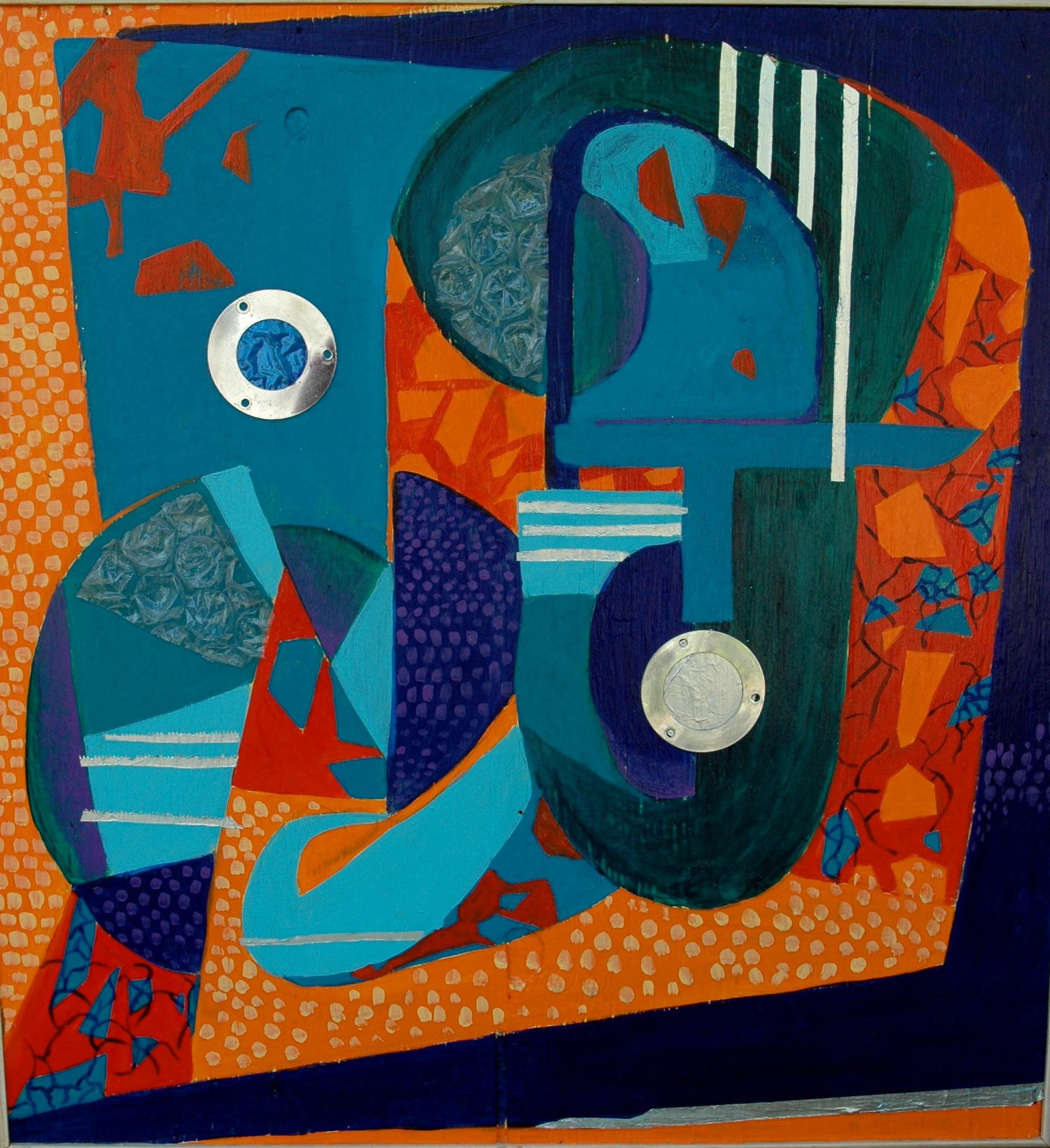 Phyllis Bluhm   Home Studio- 55 Kittredge St.