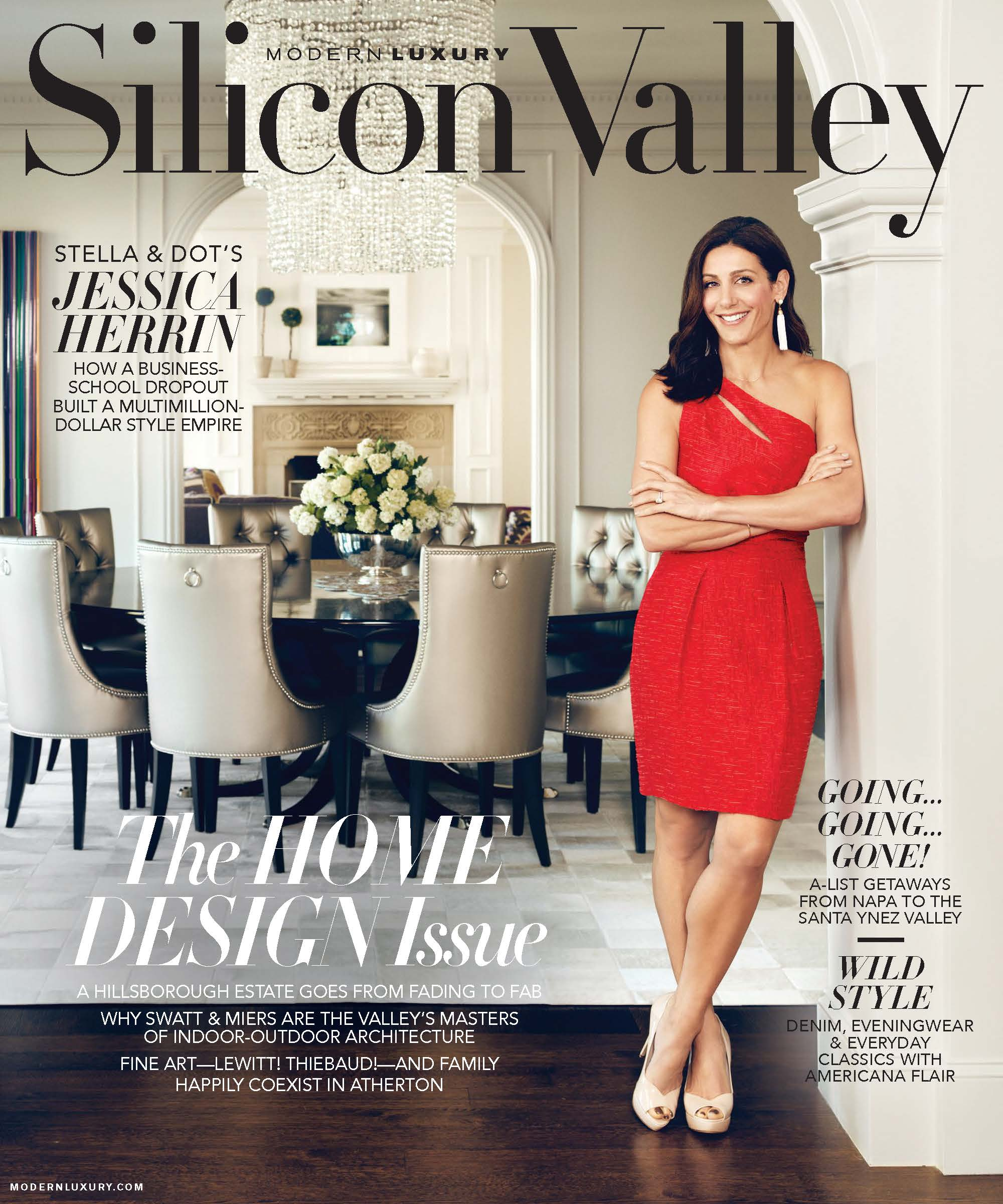 "Modern Luxury Silicon Valley  |  MAY 2017    "" Showing Off"" SF Decorator Showcase 2017"
