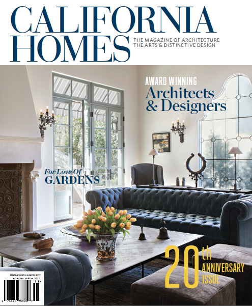 "California Homes  | MAY  2017   ""OLD GROWTH - The Resurgence of Classicism in gardens proves that what's old is new again"""