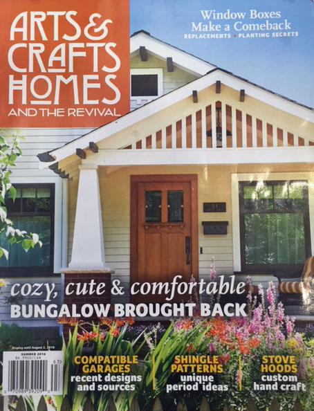 "Arts & Crafts Homes and the Revival  |  SPRING 2016   ""AN ENGLISH COUNTRY GARDEN in Northern California"""