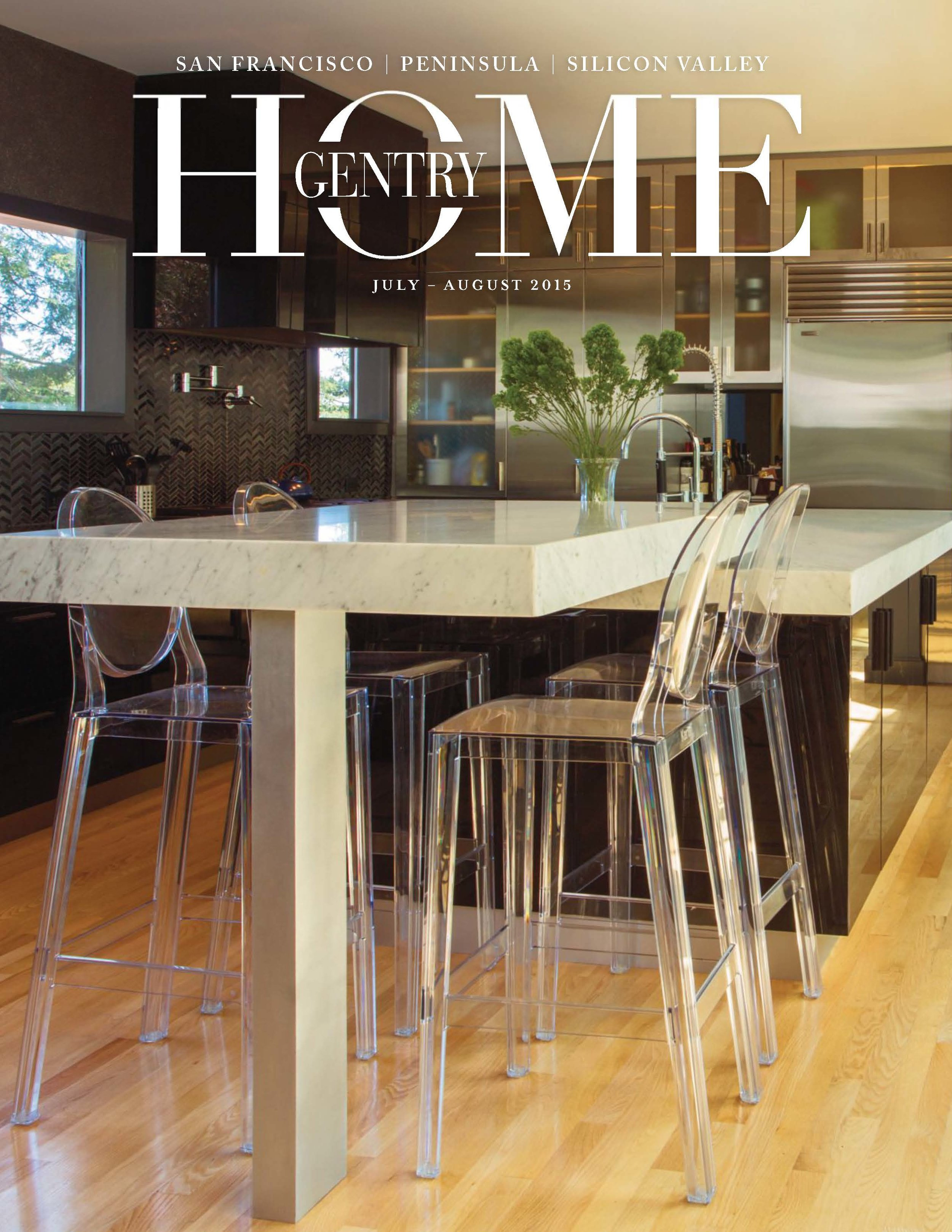 "Gentry Home  |  JULY - AUGUST 2015   ""Shingle Style"""
