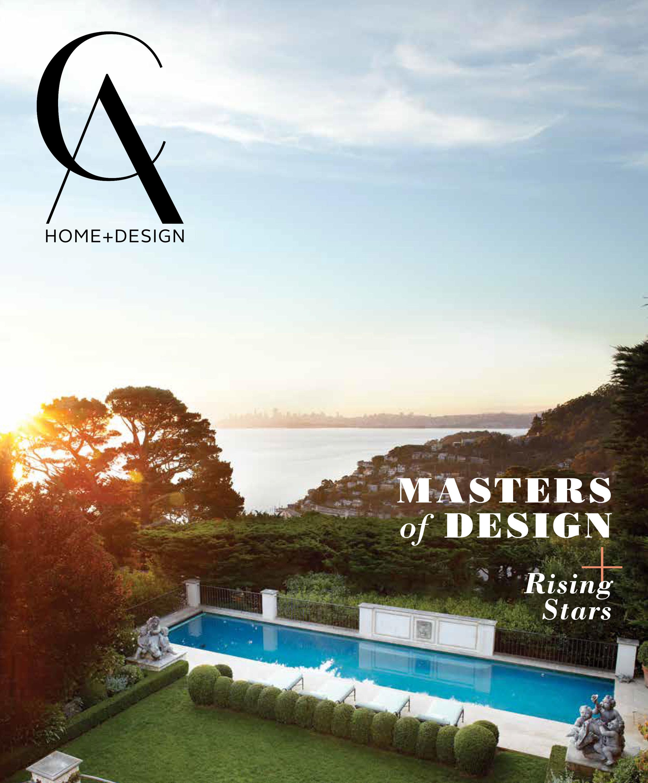 "CA Homes + Design Magazine  |  FALL 2019   ""Cultivating Creativity"""