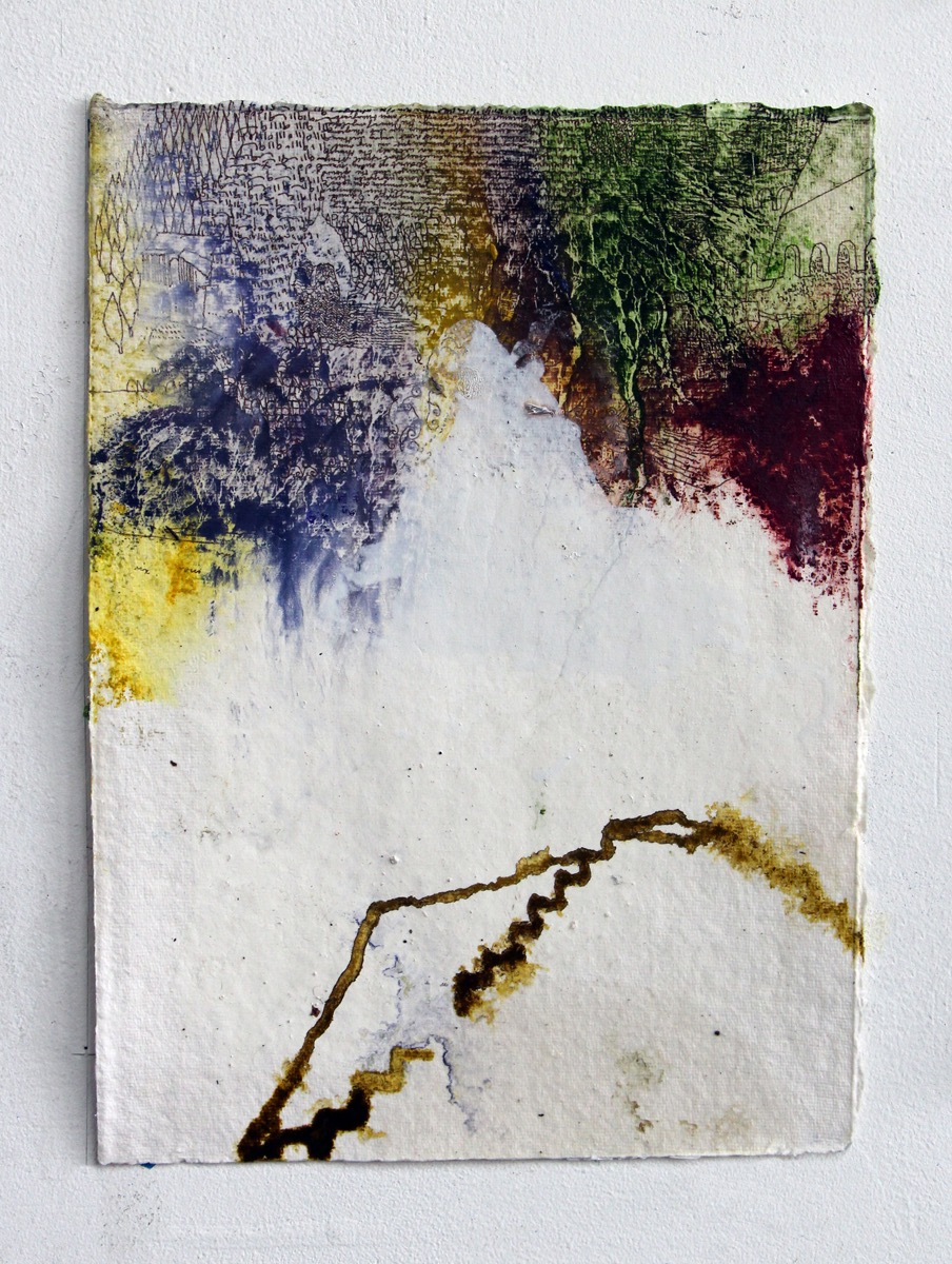 Drawings / Paintings (from the past)   Works on paper and paintings on wood from 2012-2015