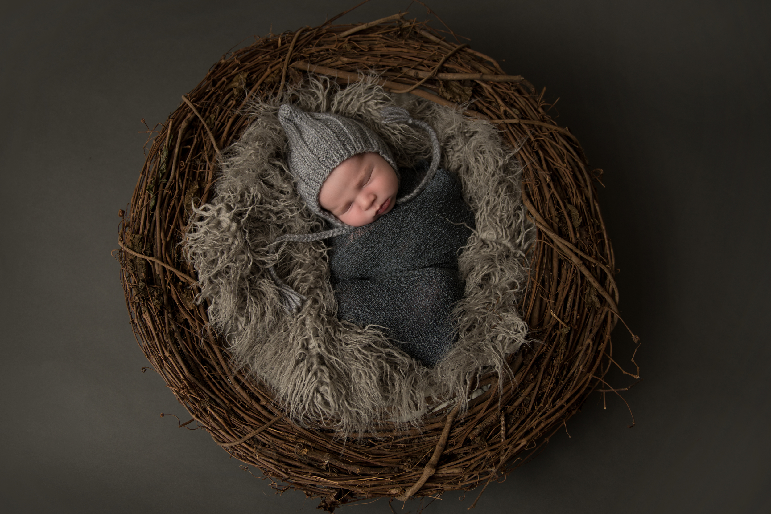 Slidell LA Newborn Photography