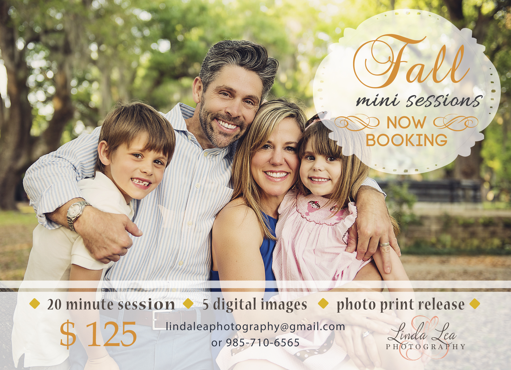2015 Fall Mini Sessions Slidell LA