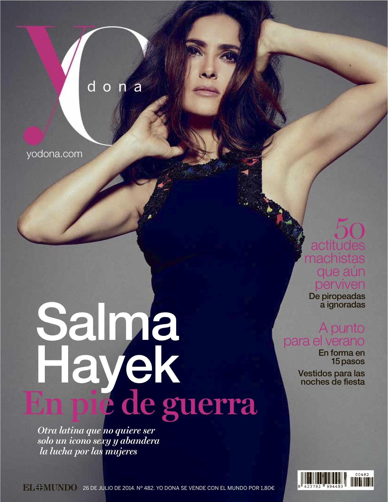 Yodona 482 Portada Salma Hayek 26 julio 2014.jpg