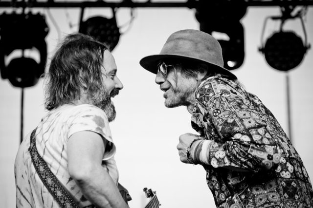 Neil Casal & Todd Snider (Hard Working Americans)