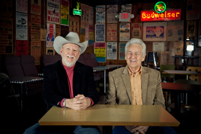 Doyle Lawson and Del McCoury
