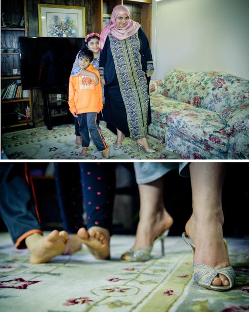 Luma Abdul-Shaheed – Iranian Refugee / Translator