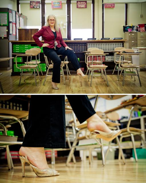 Margaret Szklany-Brown – High School Teacher