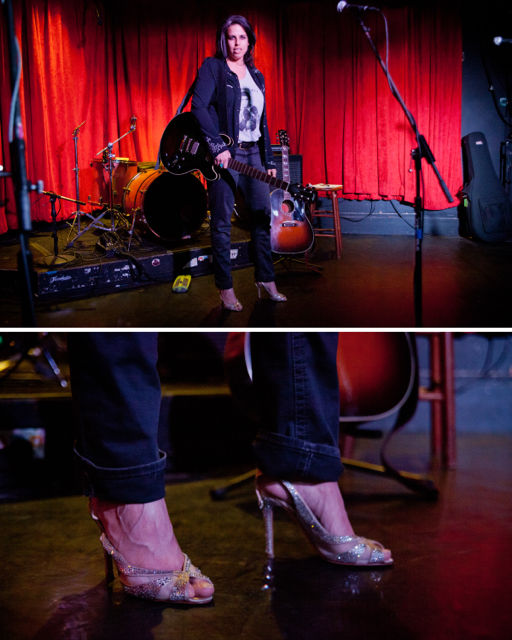 Melissa Greener – Touring Musician