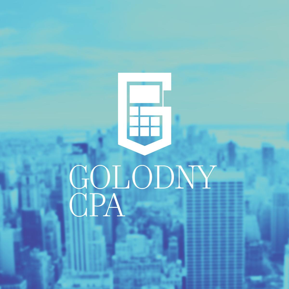 Golodny CPA - Branding / Print