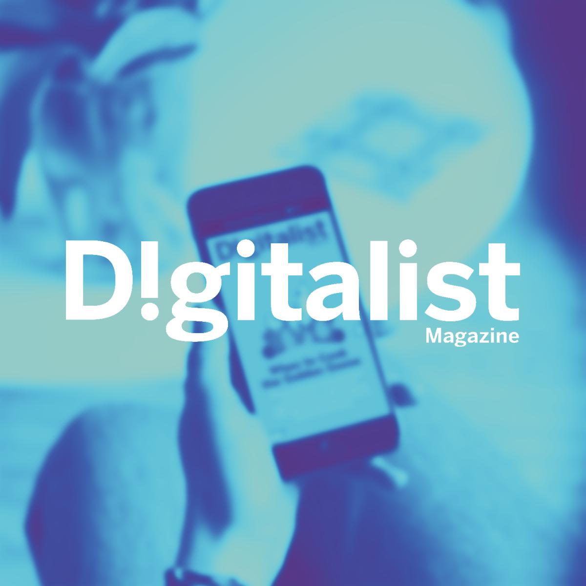 Digitalist Magazine - Editorial Design / Mobile