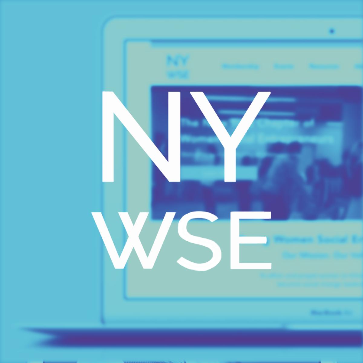 UX Design for membership-based website - Young Women Social Entrepreneurs