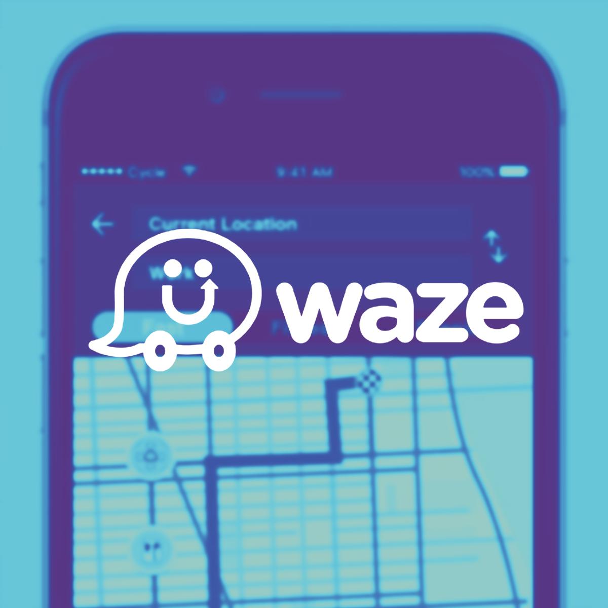 UX Design Optimizing Navigation for Cyclists - Waze