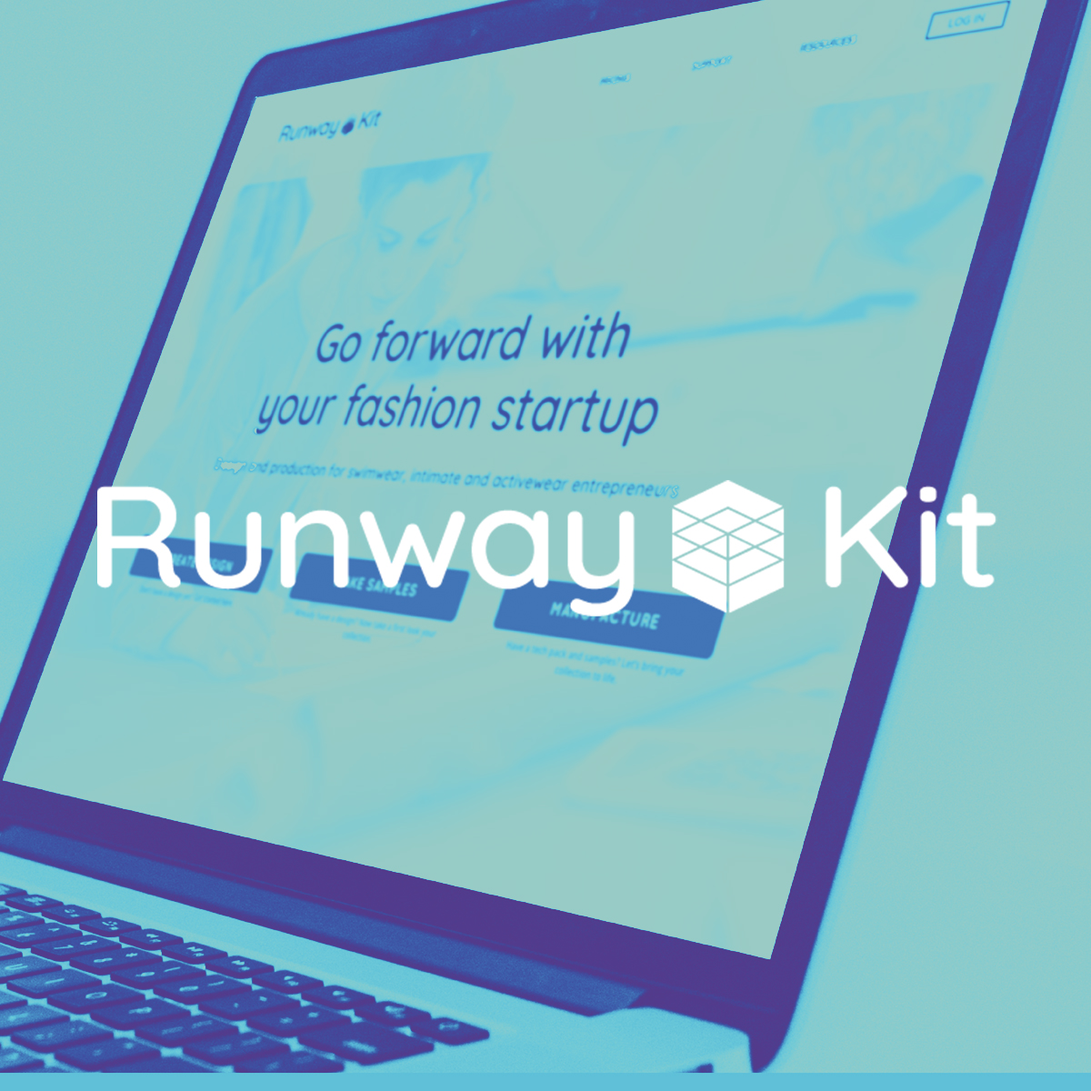 optimizing apparel manufacturing - Runway Kit - SAAS Desktop