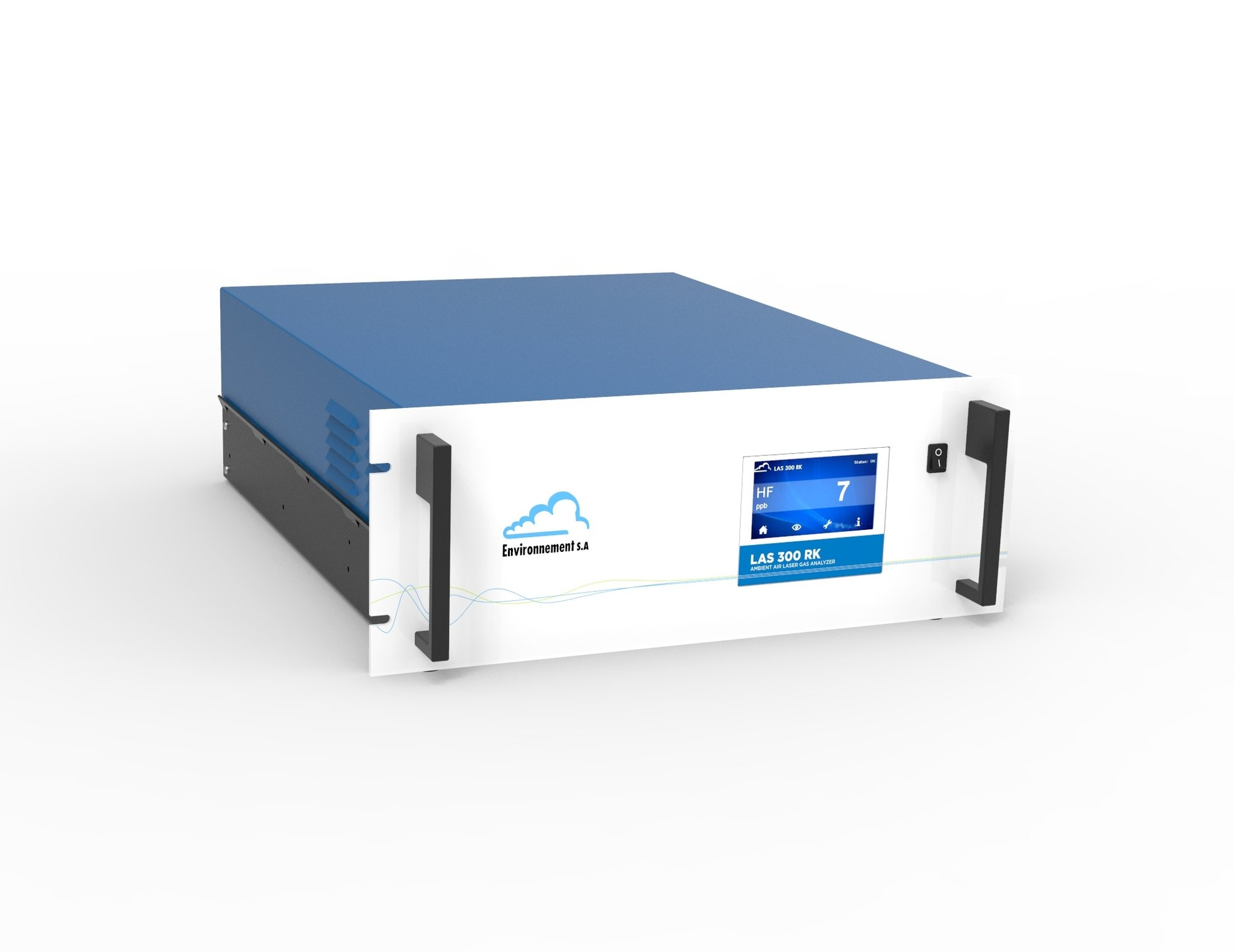 LAS 300 RK Extractive Gas Monitor